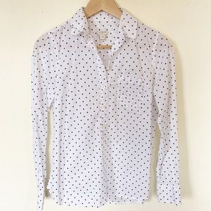 J. Crew button up
